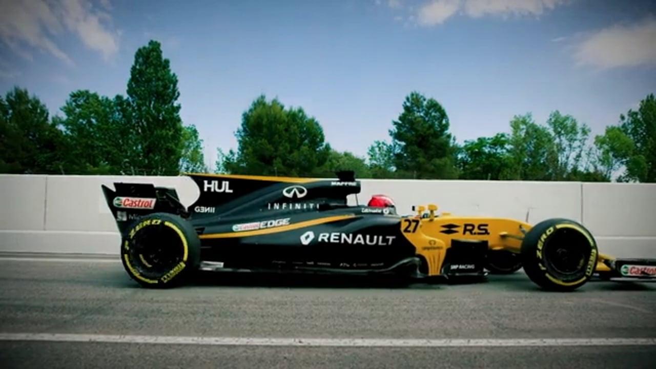 Customer story: Renault Sport Formula One